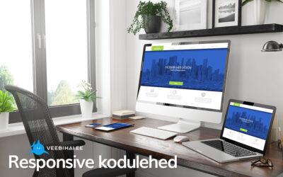 Mis on responsive veebileht ja miks sinu koduleht peaks seda juba ammu olema?
